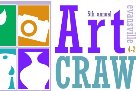 2014 Art Crawl – Evensville, WI