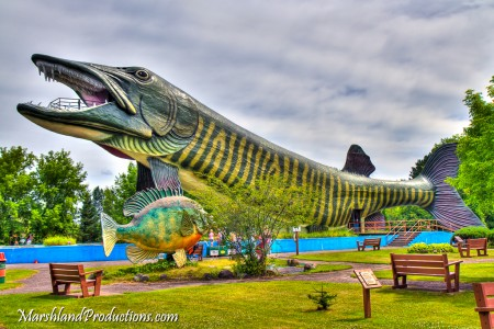 Freshwater Fishing Hall of Fame – Hayward Wisconsin