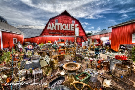 Poor Richards Antiques – Spooner WI